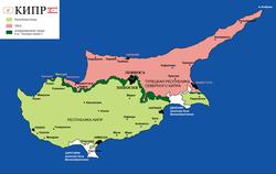 Названы лидеры популярности среди АН Кипра в Рунете