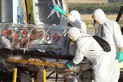 Вирус Эбола уже в Европе: первая жертва зафиксирована в Испании