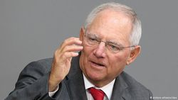 Мир и стабильность важнее экономики – министр финансов Германии Шойбле