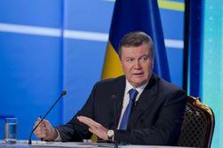 Янукович заявил, что ему известно, кто отдавал приказ разогнать Майдан