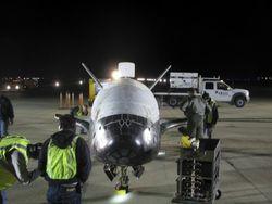 Американский орбитальный дрон X-37B приземлился после 470 суток полета
