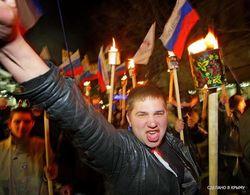 В Донбассе боятся не мифических бандеровцев, а реальных русских фашистов