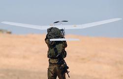 Израиль запретил поставки дронов в Россию