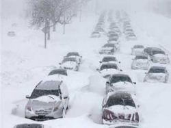 Морозы и снегопады в США нанесли ущерб на 15 млрд. долларов