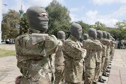 Добровольческие батальоны защитили Украину