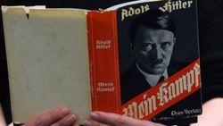 Сегодня в Германии поступит в свободную продажу книга Гитлера «Майн кампф»