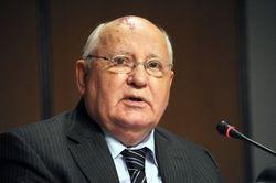 Горбачев попросил МОК допустить российских спортсменов на Олимпиаду