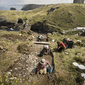 Археологи нашли замок легендарного короля Артура
