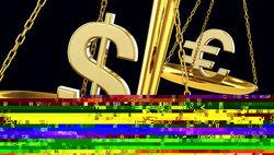 Курс евро повысился до 1.2955 на Forex