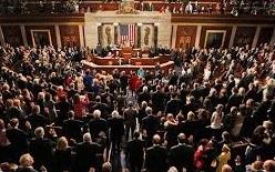 Конгресс США призвал ударить по России санкциями и исключить ее из G8