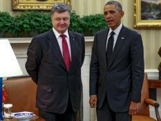 Как в США оценили американский визит президента Порошенко