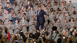 Обама заявил о готовности применить военную силу против КНДР при надобности