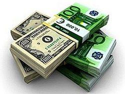 Курс доллара вырос к евро на 0,44% на Форекс после позитивных данных США