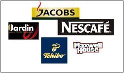Jacobs, Jardin и Lavazza самые популярные марки кофе в odnoklassniki.ru