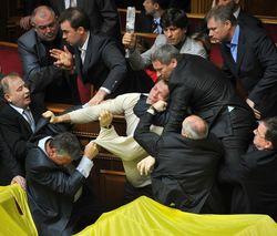 В Украине разрастается партийный кризис – Бекешкина