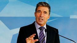 Расмуссен предложил новый формат введения миротворцев на Донбасс