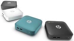 Hewlett-Packard готова показать свою версию Chromebox