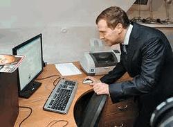 Дмитрий Медведев - частый гость в соцсетях