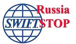 Россию могут отключить от SWIFT