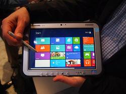 Panasonic удивила обновленным «бронепланшетом» Toughpad FZ-G1
