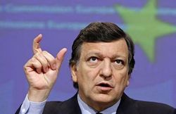 Баррозу: следующие недели критические для СА Украины с ЕС