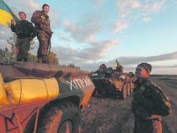 Боевики, невзирая на перемирие, пытаются расширить границы своей зоны