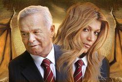 BBC: опала Гульнары Каримовой - игра отца и дочери перед Западом