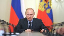 На фоне событий в Крыму рейтинг Путина растет – ВЦИОМ