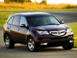 Автомобили компании Acura официально представлены на украинском рынке