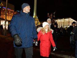 Владимир Кличко отложил свадьбу с Панеттьери – из-за событий в Украине