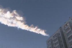 Челябинский астероид мог испытать столкновение не только с Землей
