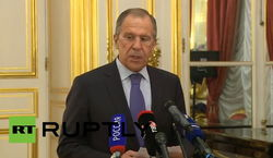 Лавров призвал Киев немедленно остановить карательную операцию