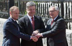 Саммит Украина – ЕС: Разочарование одних, реализм других