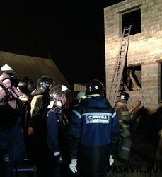 МЧС: В Челябинске рухнула стена строящегося дома – уроки