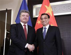 Порошенко пригласил лидеров КНР посетить Украину