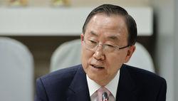 Генеральный секретарь ООН шокирован человеческими жертвами в Киеве