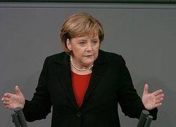 Меркель признала влияние  украинского кризиса на экономику Германии