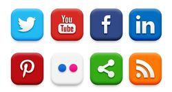 25 популярных социальных сетей Беларуси сентября 2014г. в Интернете
