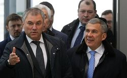 Среди российских регионов крепнут центробежные настроения