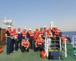 Задержанное в Ливии судно с украинцами взяло курс на Кипр