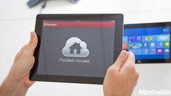 Parallels Access в мобильных устройствах заменит ПК