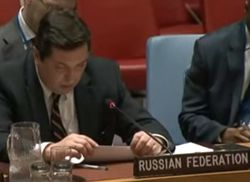 Россия созывает заседание СБ ООН по Украине