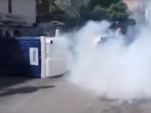 На военном заводе в Азербайджане прогремел взрыв