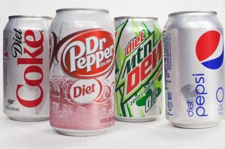 «Диетические» напитки повышают риск инсультов ислабоумия— Исследование вСША