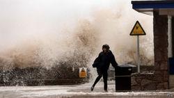 Самый мощный за последние полвека ураган Ксавьер дойдет и до Украины
