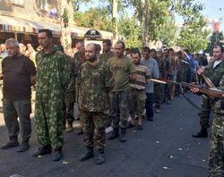 Под контролем боевиков пока остаются 600 пленных – Порошенко