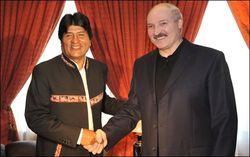 Зачем Беларуси Боливия