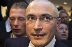 Ходорковский встретился в Берлине с женой и сыновьями
