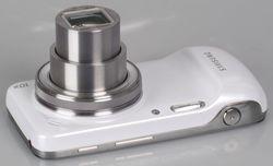 Samsung презентует Galaxy K zoom – смартфон для фотографий