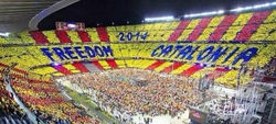 Каталонцы требуют независимости